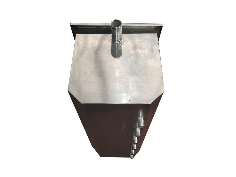 新宝6登陆平台茶叶机漏斗和水槽
